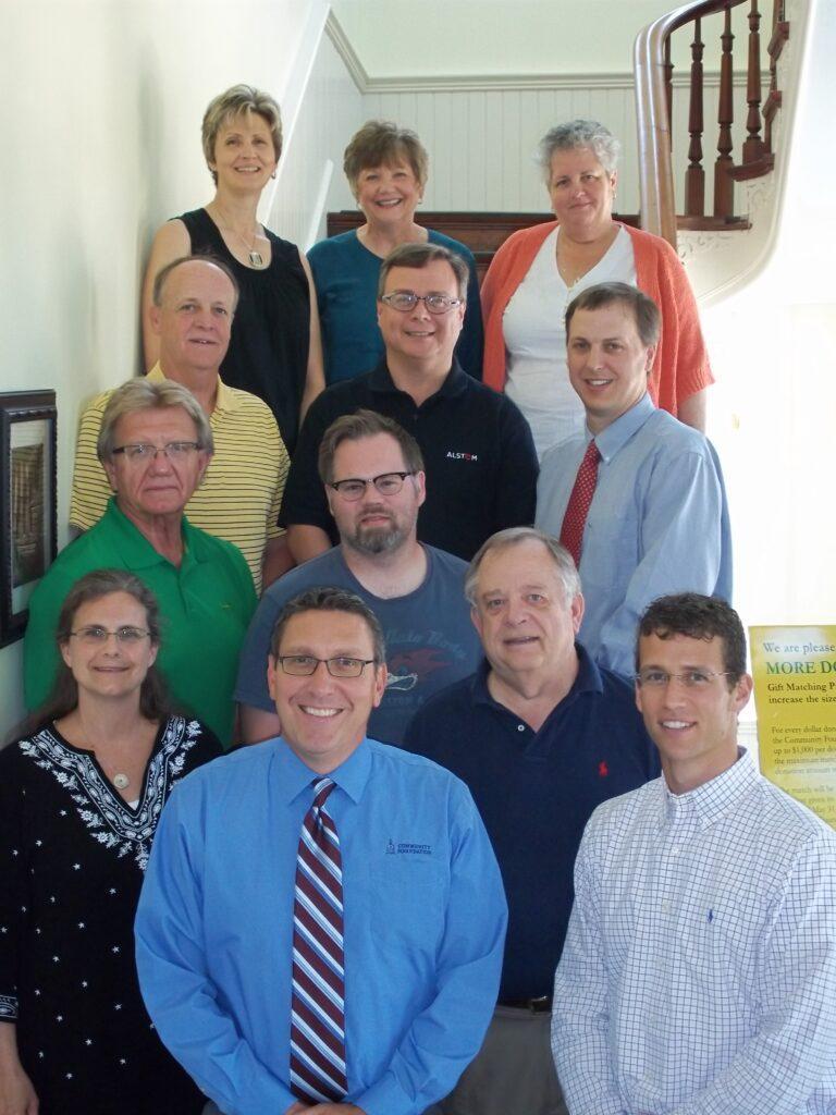 Board - first meeting at OCH 061913